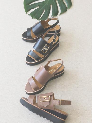 Art.no. TSS-3 Heel: 5cm Color: Grege, Black Price: 34,000yen+TAX