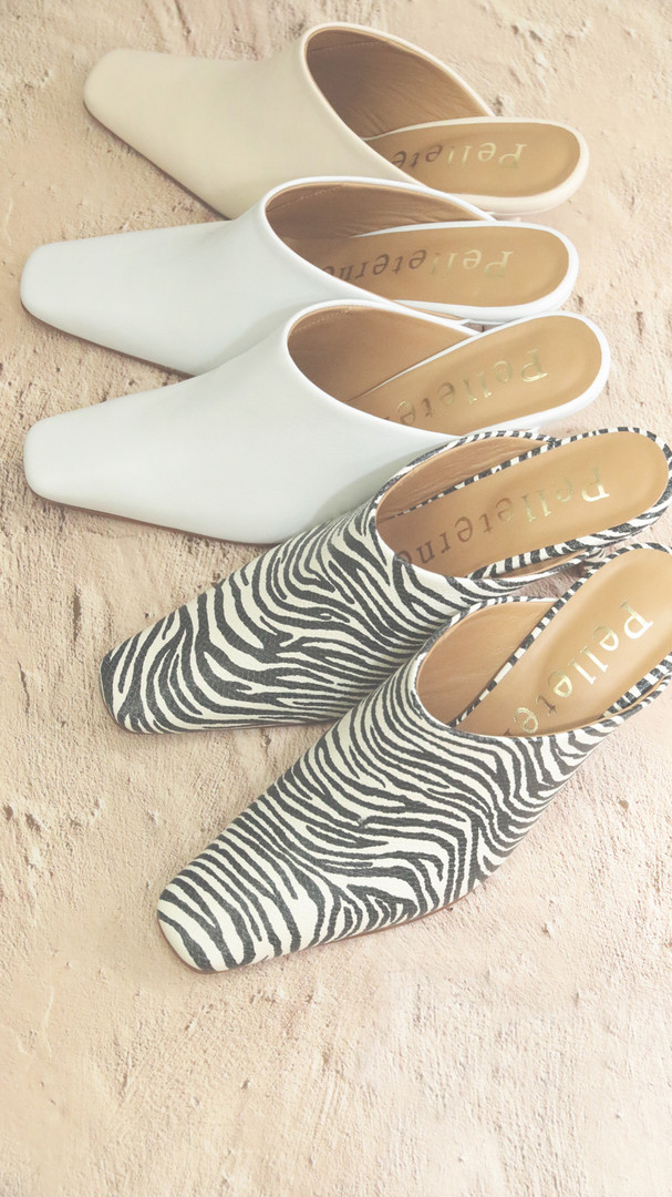 Art.no. ON-1 Zebra 29,000yen / Other 28,000yen Heel: 6cm