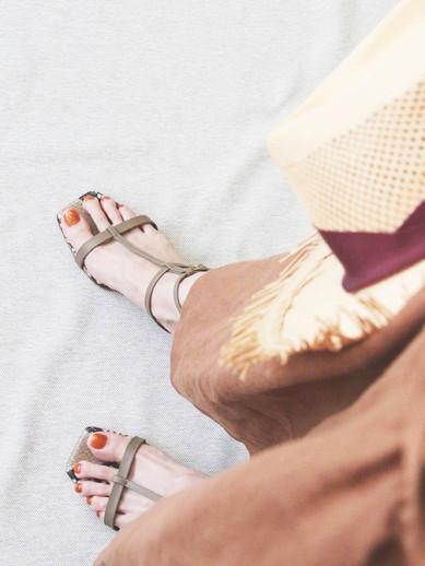 Art.no. OM-5 Heel: 6cm Color: Python-Khaki, Python-Mix Price: 30,000yen+TAX