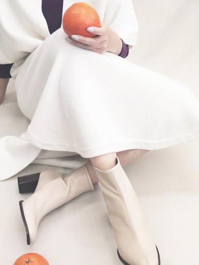 Art.no. PSC-1 Heel: 6.5cm Price: 38,000yen+TAX Color: Beige, Camel, Black