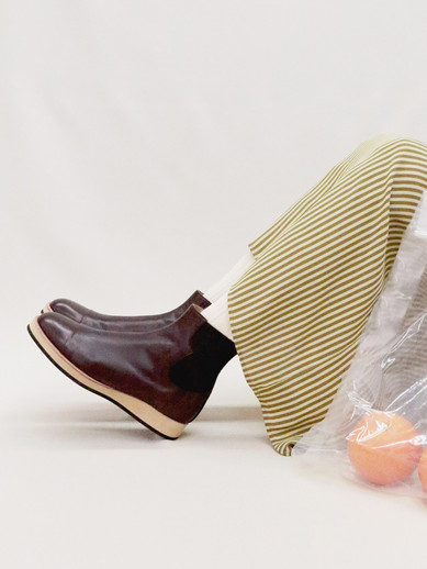 Art.no. MS-14 Heel: 5cm (Storm:3.5cm) Price: 39,000yen+TAX Color: Black, D.Brown