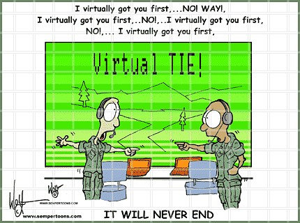 Virtual Tie