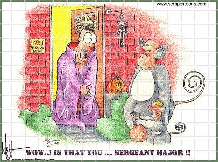 SgtMaj Halloween