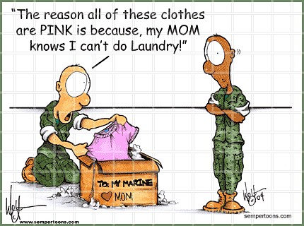 Pink Laundry