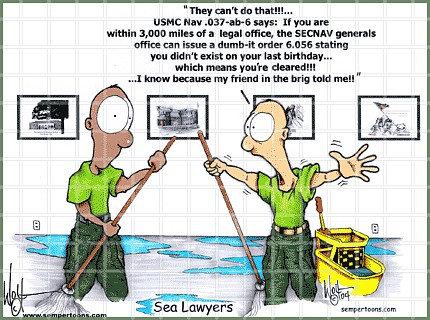 Sea Lawyer