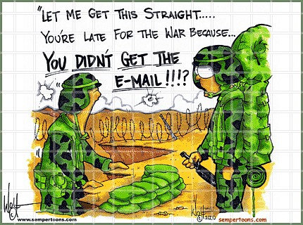 Email War