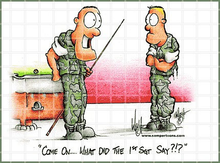1st Sgt Say