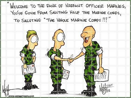 Warrant Salute