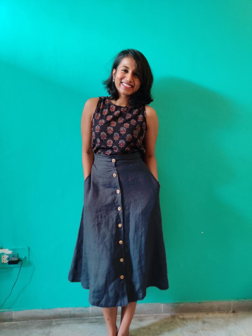 Thumbnail: Henna Skirt
