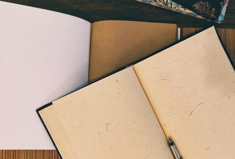 Daak Notebook