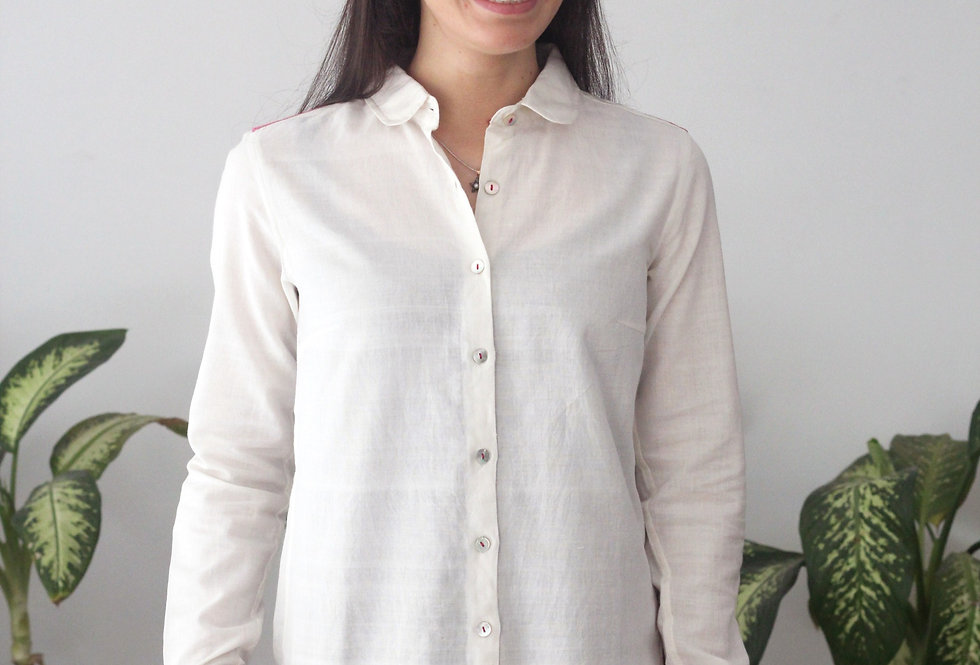 Begum Handwoven Shirt