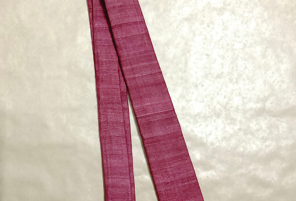Bandhgala Silk Ties