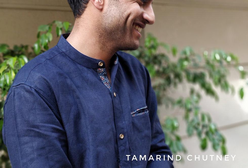 Jawahar Linen Shirt