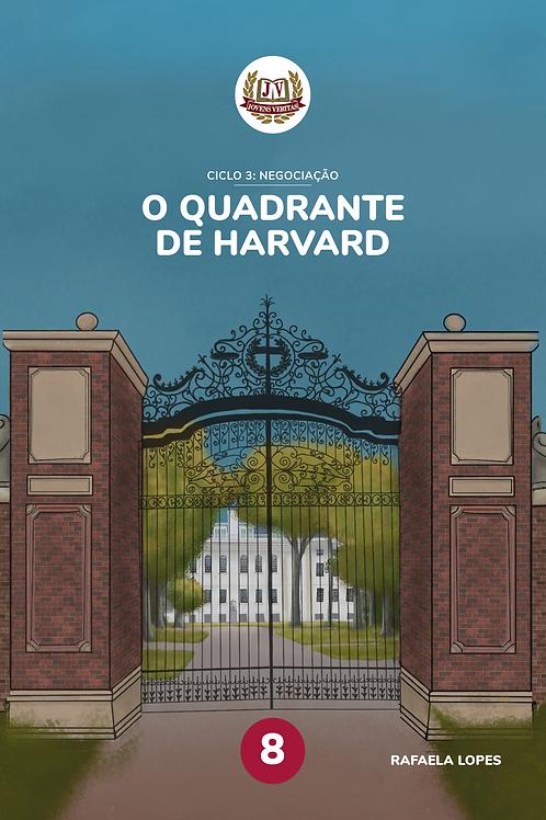 Livro 8: O quadrante de Harvard (8º ano)