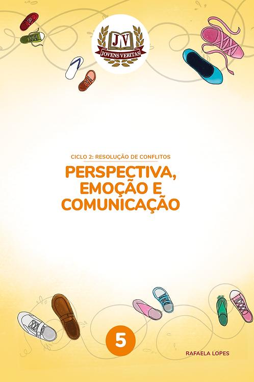 Livro 5: Perspectiva, emoção e comunicação (5º ano)