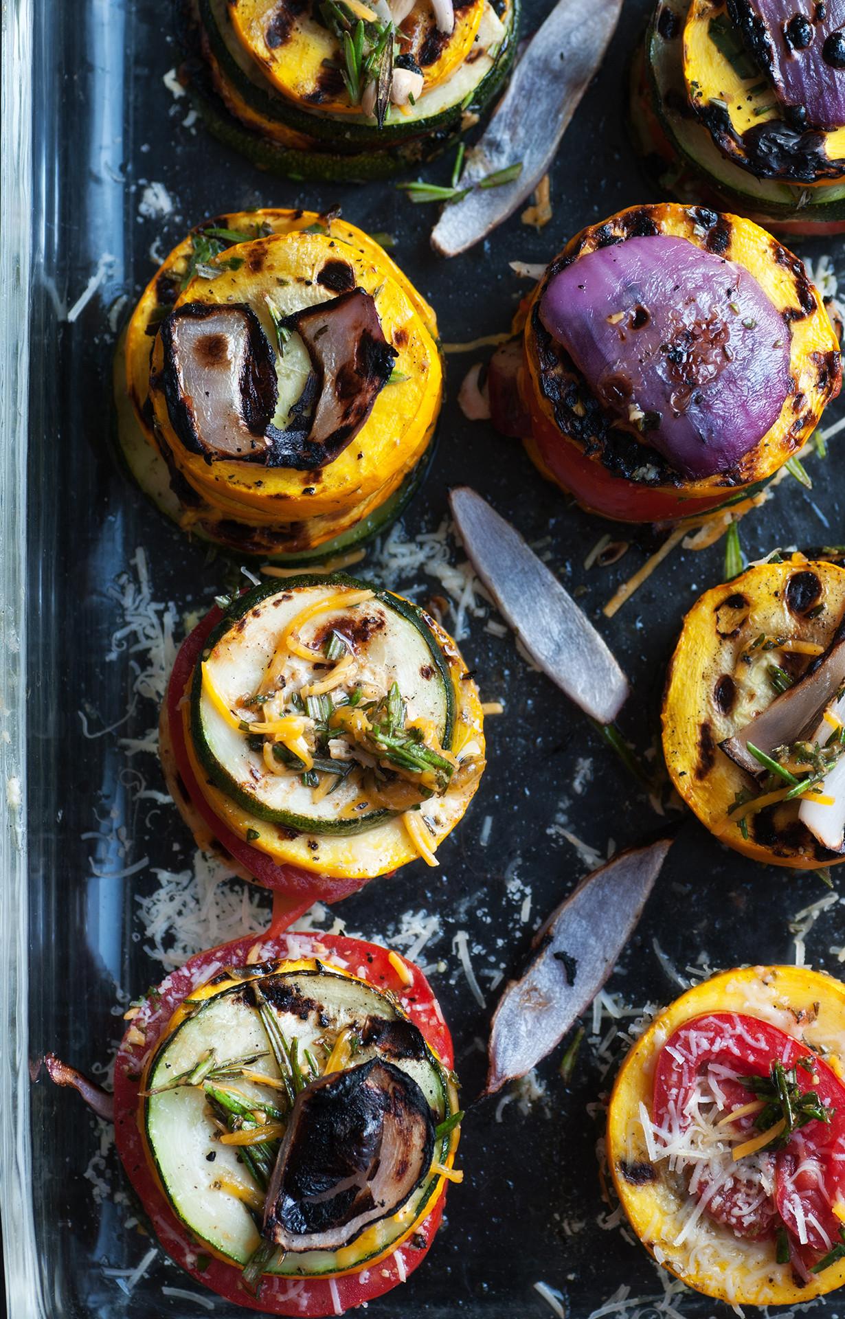 Mediterrane vegane Küche