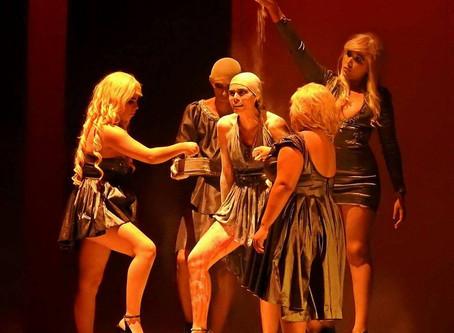 Celebra Teatro en el Incendio su sexto aniversario