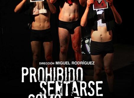 """Prohibido sentarse como señorita"" en Tijuana"