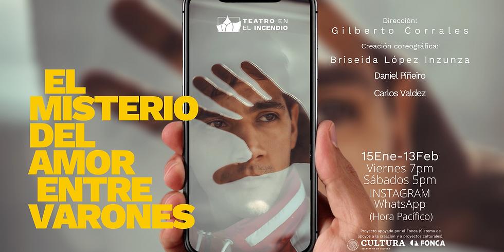EL MISTERIO DEL AMOR ENTRE VARONES | 13-Feb