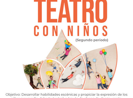 Taller Teatro con Niños 2019 (video)