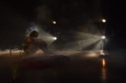 Teatro en el Incendio