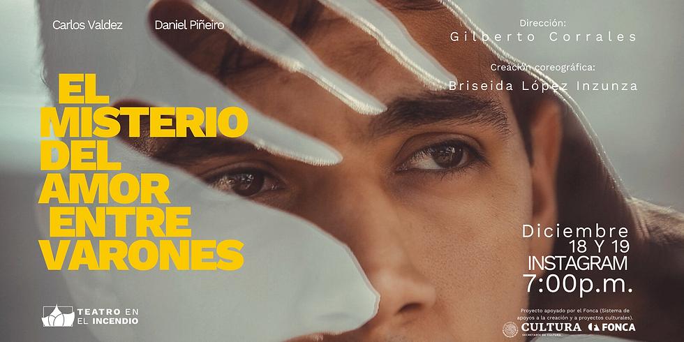 EL MISTERIO DEL AMOR ENTRE VARONES | 18-dic