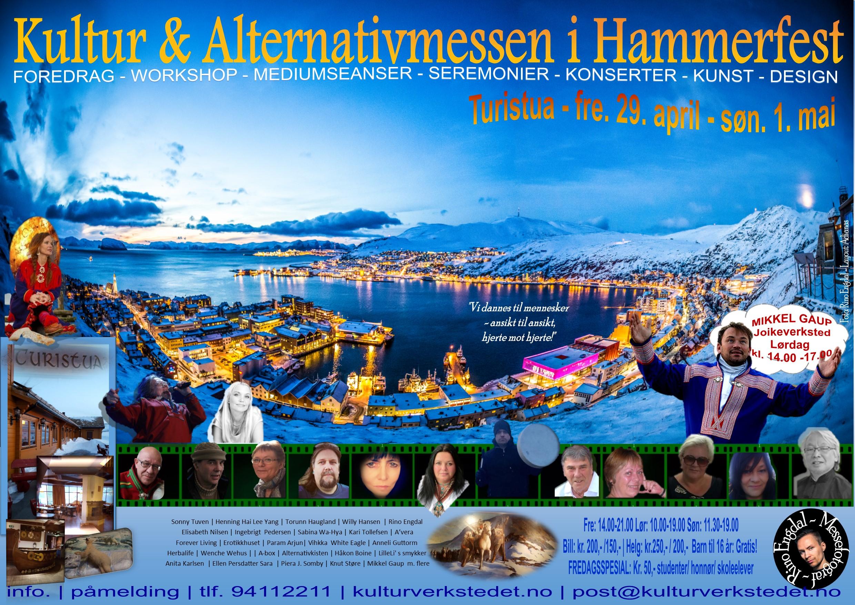 Hammerfest 1 2016