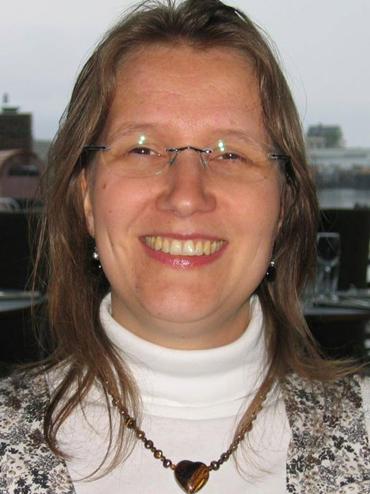 Trine Tanja Gåre så flott at du _slang deg på_ til Alta også..