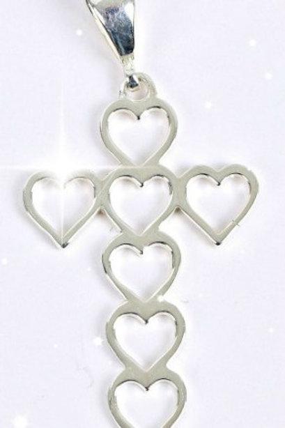 Kjærlighetskorset 3,5 cm