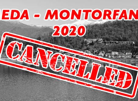 Meda-Montorfano 2020 ANNULLATA