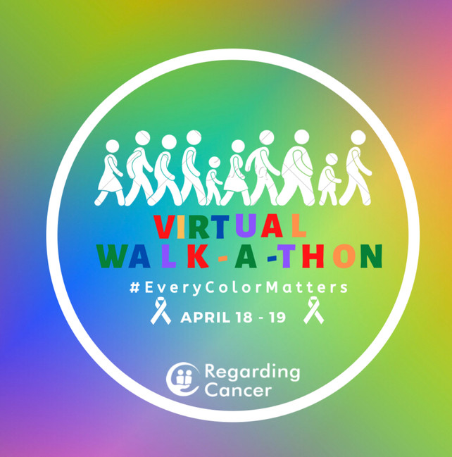 Virtual Walk-a-thon