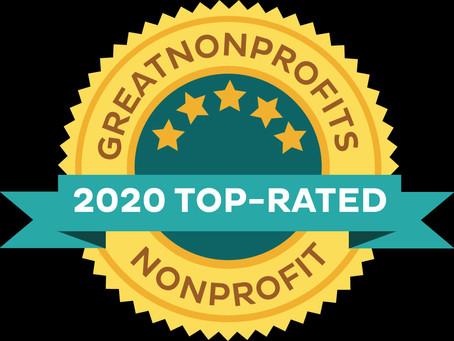 Great Non-Profits of 2020