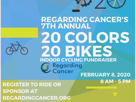 2020 20 Colors / 20 Bikes