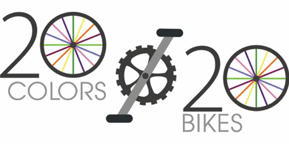 20 Colors / 20 Bikes 2020