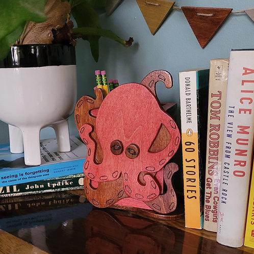 Octopus Pencil Box