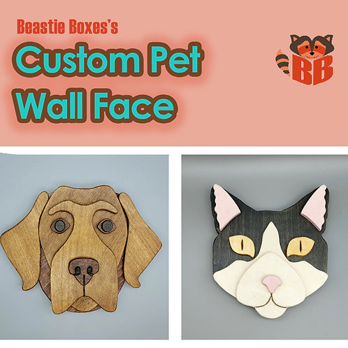 Custom Wall Face