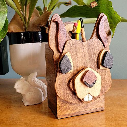 Squirrel Pencil Box