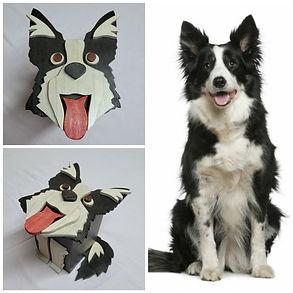 Collie Dog Beastie Box