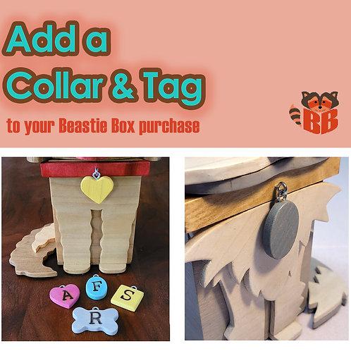 Add Collar & Tag Pet's Box
