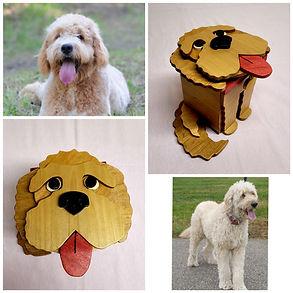 Golden Doodle Beastie Box