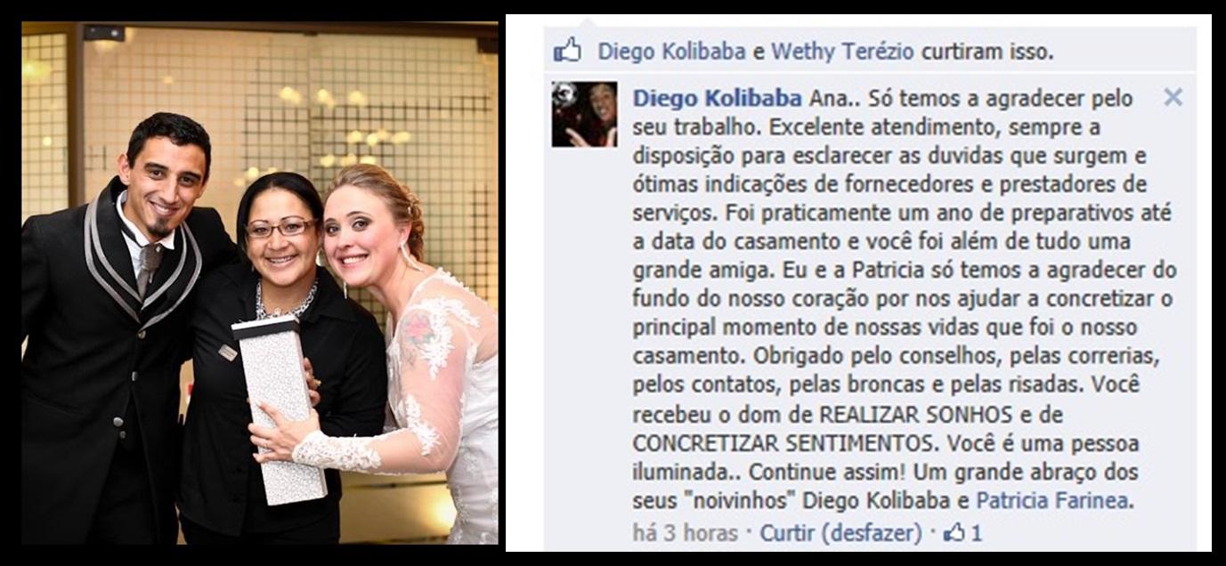 Patricia e Diego