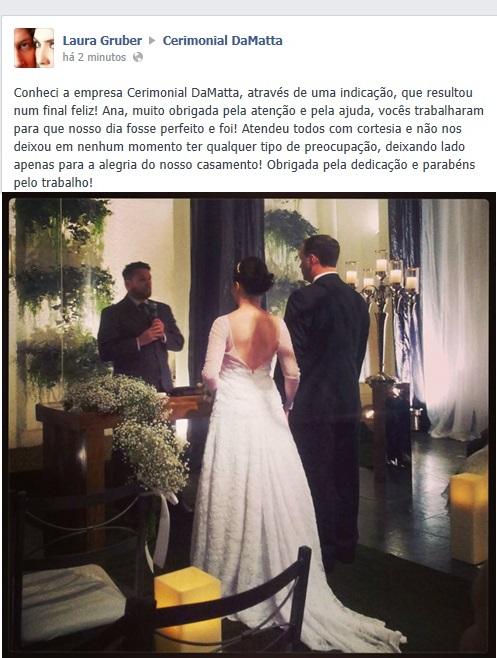 Noiva Laura