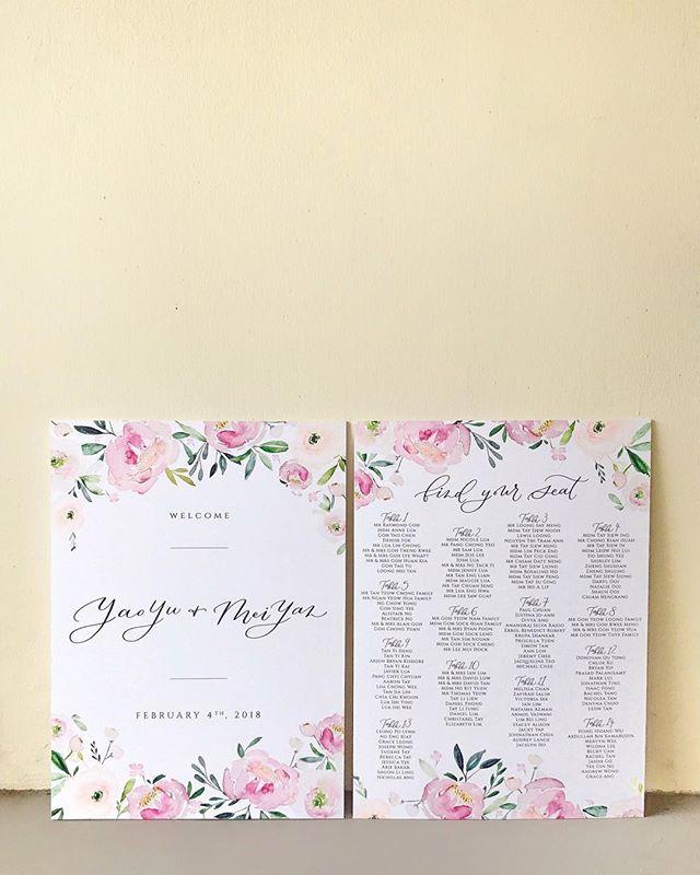Welcome Wedding Boards