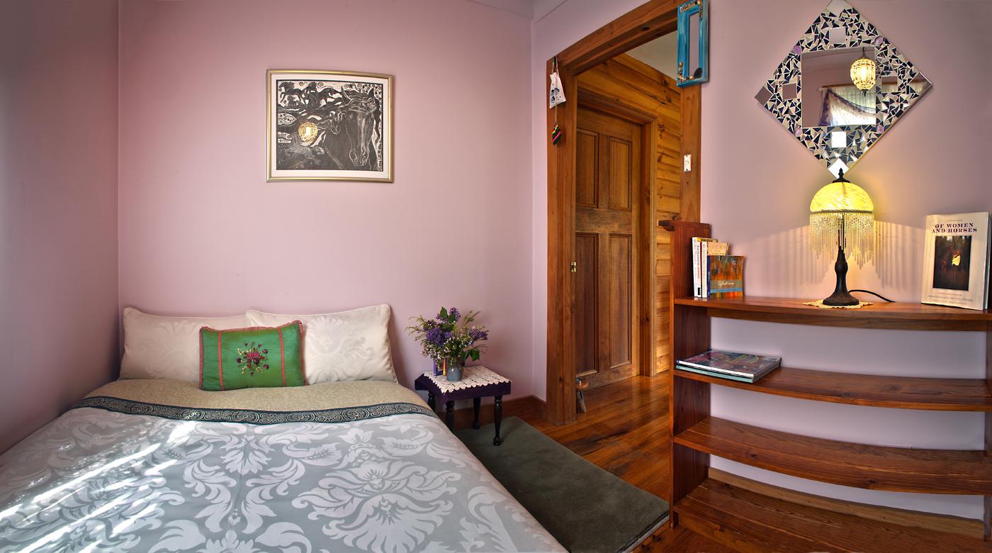 Farm cottage bedroom