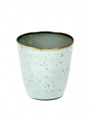 BECHER CONISCH S D7 H7,5 LIGHT BLUE / SMOKEY BLUE