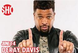 Deray Davis