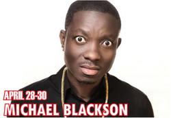Michael Blackson