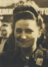 Faustine à 18 ans