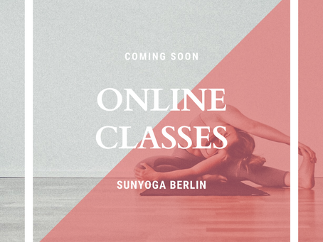 ONLINE CLASSES COMING SOON 🙌🏻