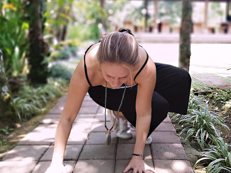 WARM VINYASA · Forrest Inspired Special Class by Kim Stelling